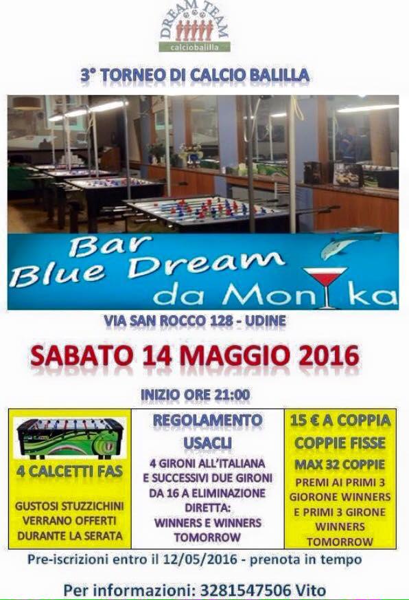 Torneo Blue Dreams Udine