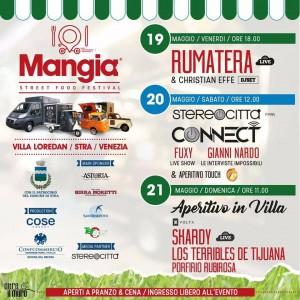 Mangia Street Food Festival