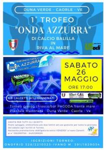 Trofeo Onda Azzurra